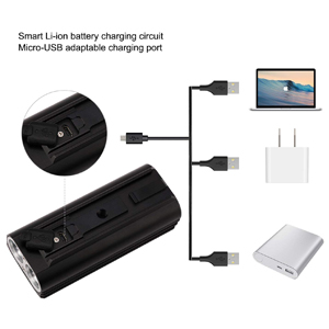 Suitable for multiple charging adapters