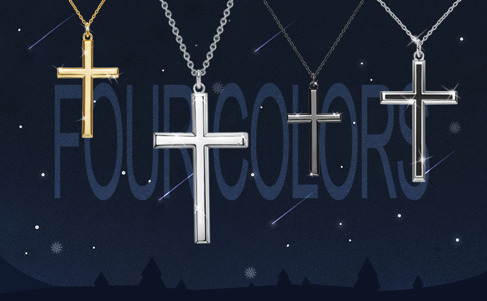 Cross Necklace for You