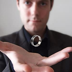 magic floating ring for leisure time