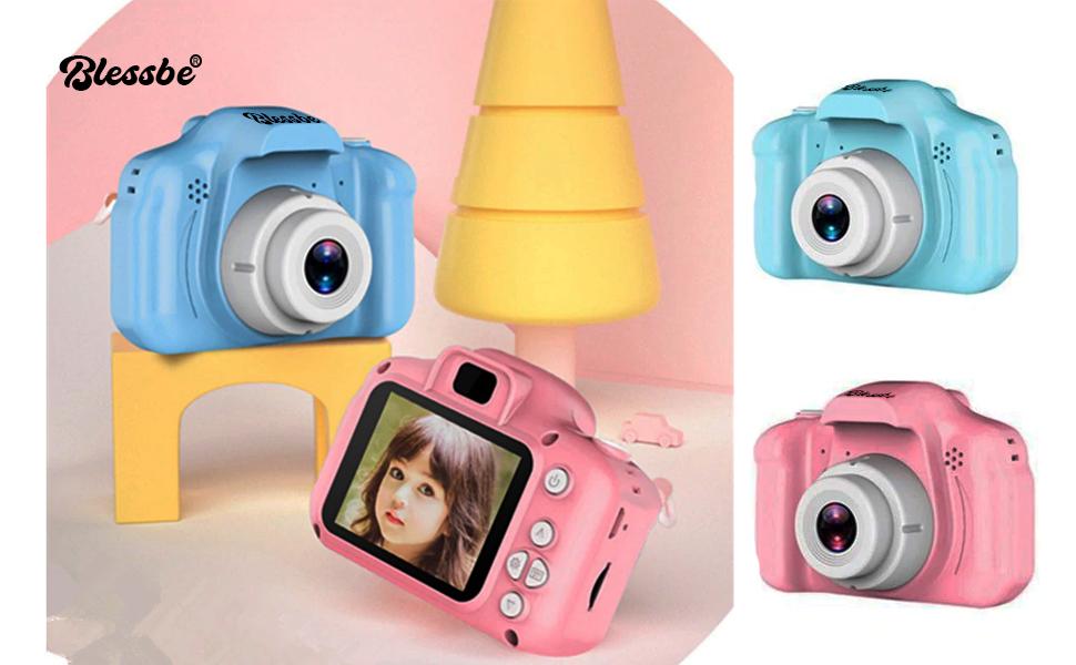 BB15 Kids Camera
