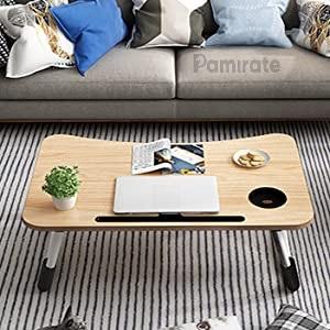 STAND PROTABLE bestseller desk bed wooden premium pad top deals combo multipurpose READIN
