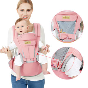 baby carrier dad