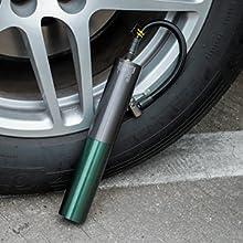 ICARMAINT Portable Air Compressor Mini Tire Inflator