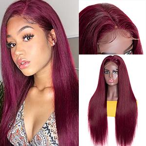 brazilian straight wig 99j