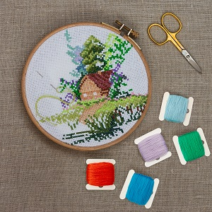Cross -stitch