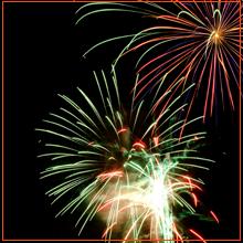 Calming Fireworks