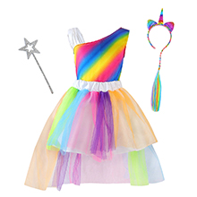 Rainbow Unicorn Costume for Toddler