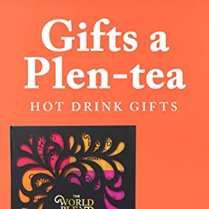 Afternoon tea with green tea bags or loose tea gift set tea set as auntie gifts or daughter gifts