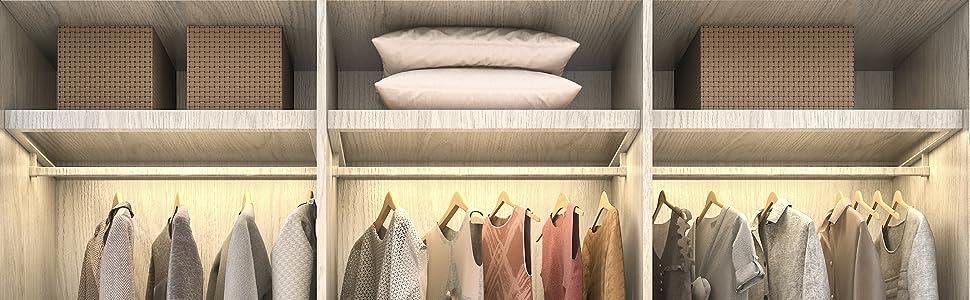 Smart Design ProMart SmartDesign Home Organization Products Home Basket Storage over the door Closet