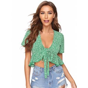 women floral blouse