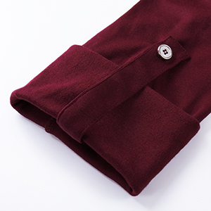rolled sleeve