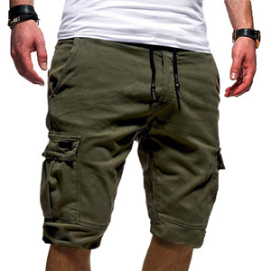 Pantalón Corto para Hombre, Verano Moda Pop Pantalones Casual ...
