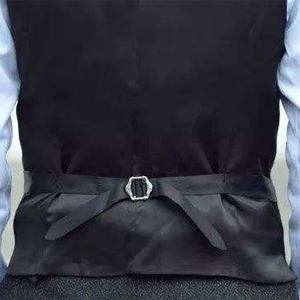 adjustable waist with smooth back