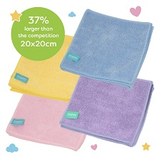 unperfumed hands 20 top toe non-scented gentle babys products pink packs changing skin cleansing