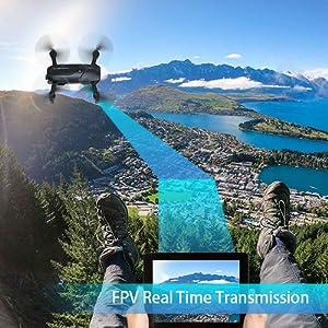 fpv live video drone