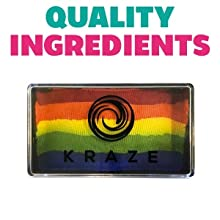 Kraze FX Split cake
