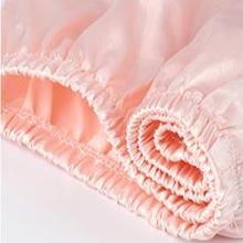 GAESHOW Women's Satin Silk Pajamas Set Short Sleeve