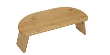 Bamboo Ergonomic Meditation Bench