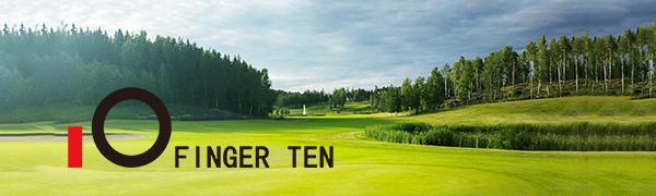 Finger Ten Golf Sunday Bag