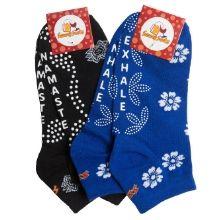 yoga gift nonslip socks women novelty