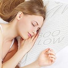 best pillows for sleeping,pillows for sleeping,memory foam pillow,fluffy pillow