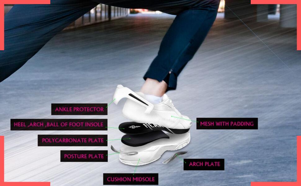 Fear0 Orthopedic Shoes Design