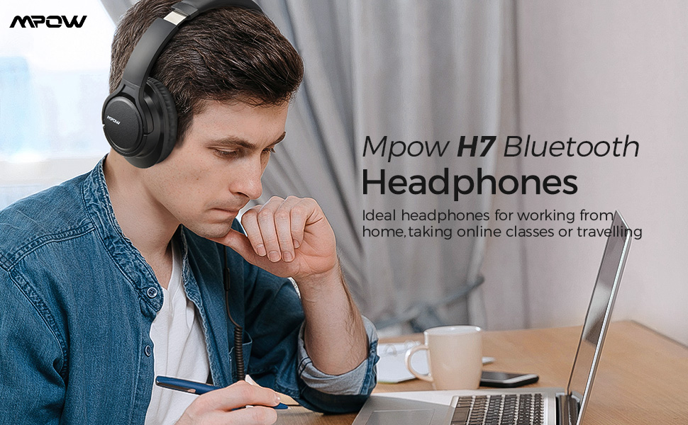 Mpow H7 Bluetooth Headphones