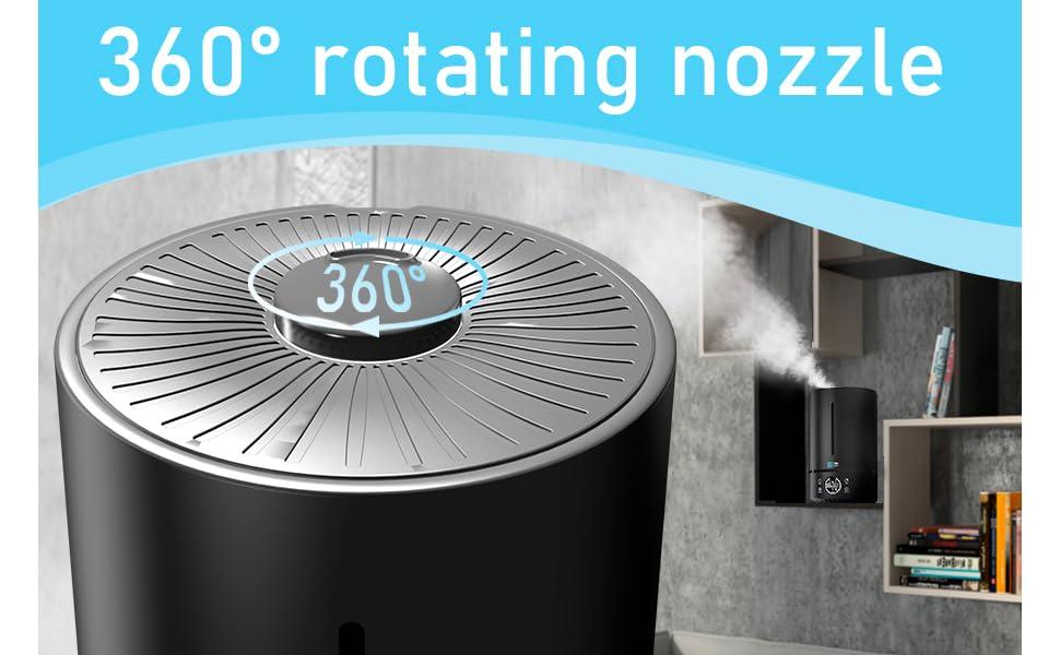 360 Rotating Nozzle