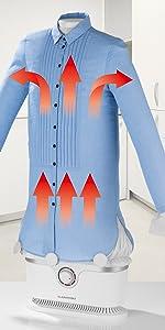 CLEANmaxx Plancha automática sin función de vapor | Seca y ...