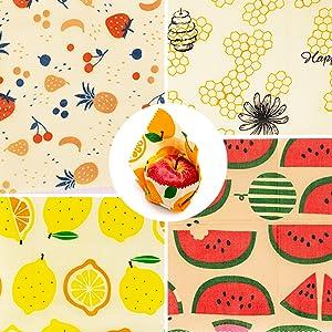 food wrap reusable, beeswax reusable wrap, wax food wrap, beeswax wraps, beeswax food wraps,