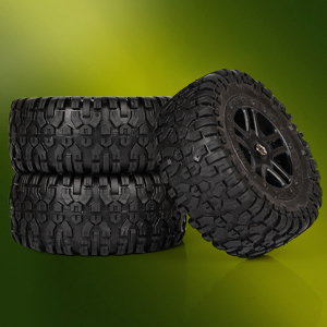 Durable and All-Terrain Tires
