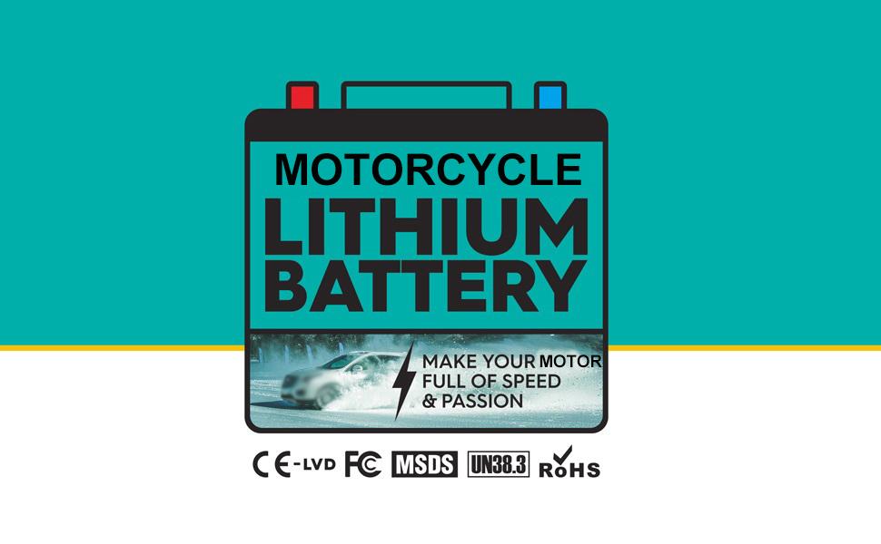 4L-BS LiFePO4 battery