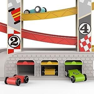 toddler car ramp toy