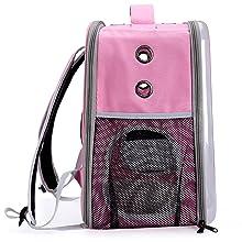 side storage cat backpack