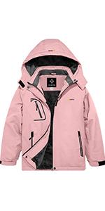 Girl's Ski Jacket