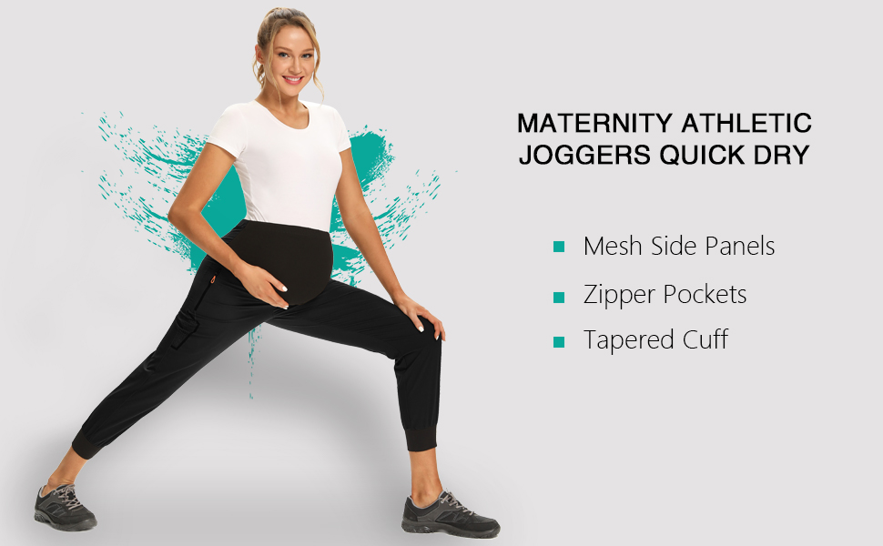 maternity joggers maternity sweatpants maternity joggers for women maternity leggings over the belly