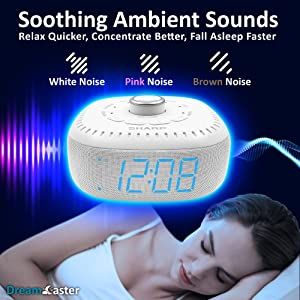 noise machine soothing sounds ambient noise