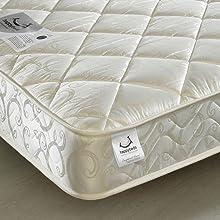 Happy Beds Premier Spring Mattress