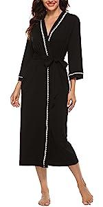 Women Soft Robes