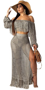 Netting 2 Piece Outfits