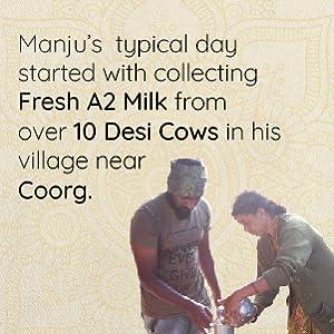 Fresh A2 Milk