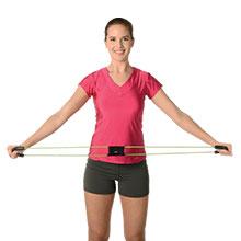 Strengthen posture with Posture Medic