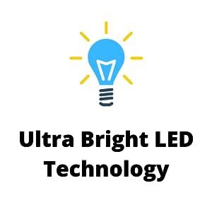 Ultra Bright LED Dog Collar Light
