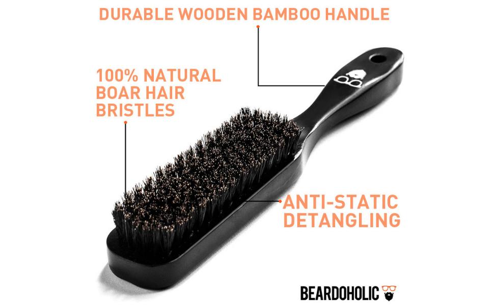 Beardoholic Beard Brush