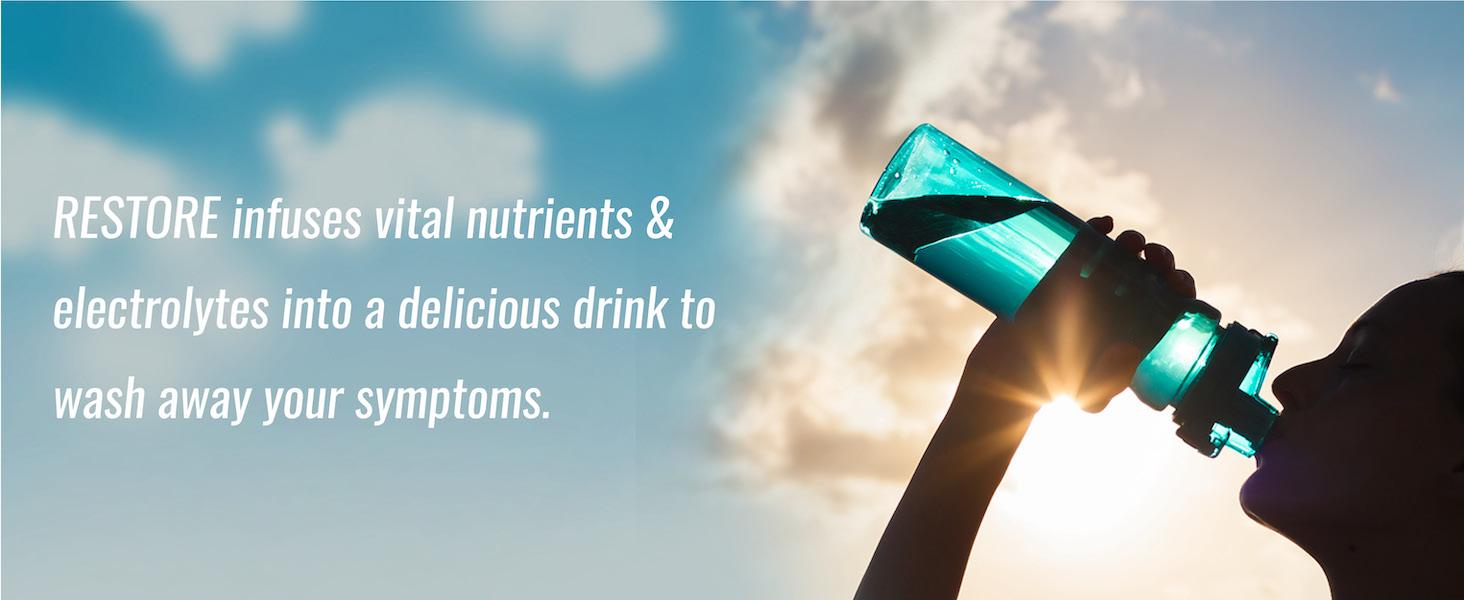 nutrients calories