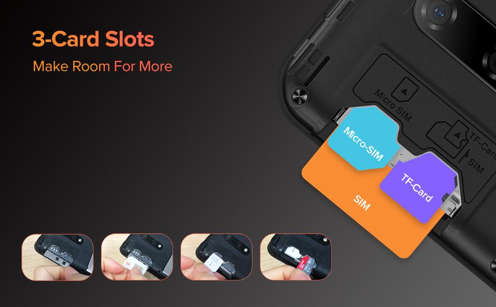 3-CARD SLOTS