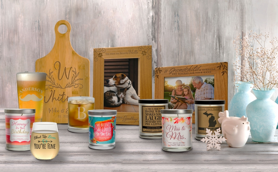 Cedar Crate Market Products
