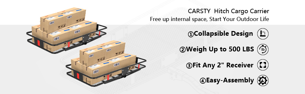 Multiple Character of Cargo Carrier