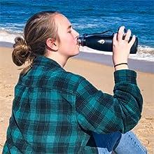 Extremus water bottle