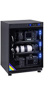 65L Touchscreen Dry Cabinet